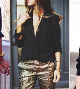 25 raisons pour lesquelles on devrait toutes avoir une chemise noire dans nos pl
