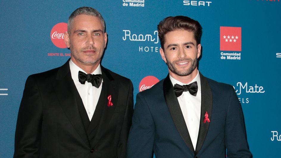Pelayo Díaz y Sebastián Ferraro hacen oficial su relación