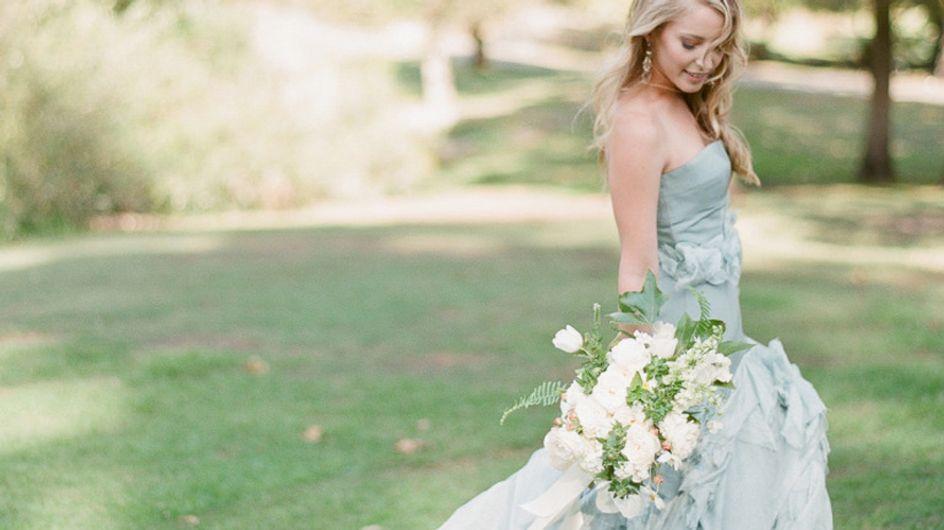5 alternativas al vestido de novia blanco