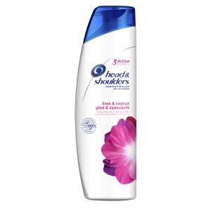 Shampooing Head & Shoulders Lisse et Soyeux - 4,50 €