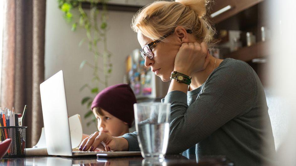 Un estudio revela que las mujeres son más productivas cuando son mamás