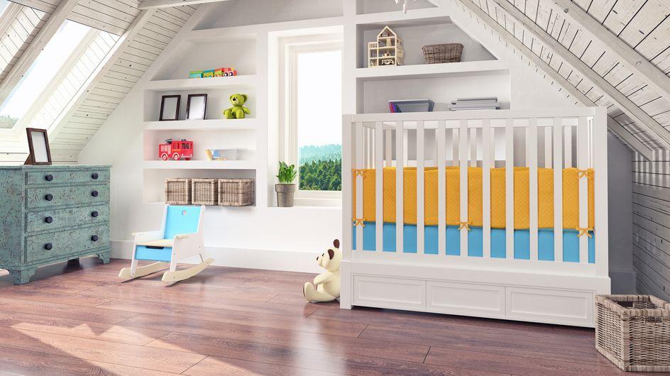 8 errores comunes en la decoración de las habitaciones de los niños