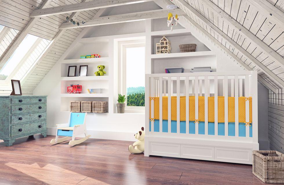 8 erros comuns na decoração de quartos infantis