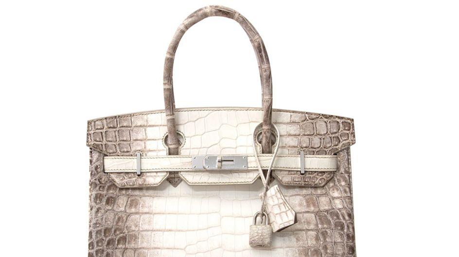 Subasta de lujo online: 63 bolsos clásicos de Hermès