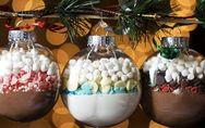 Un delicioso adorno navideño relleno de chocolate, ¿lo utilizarías?