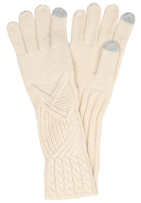 Les gants Polo Ralph Lauren, 50 euros sur Zalando