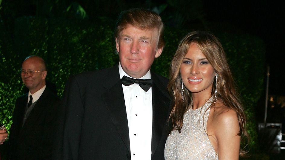 Ces looks prouvent que Melania Trump prépare son arrivée à la Maison Blanche depuis belle lurette (Photos)
