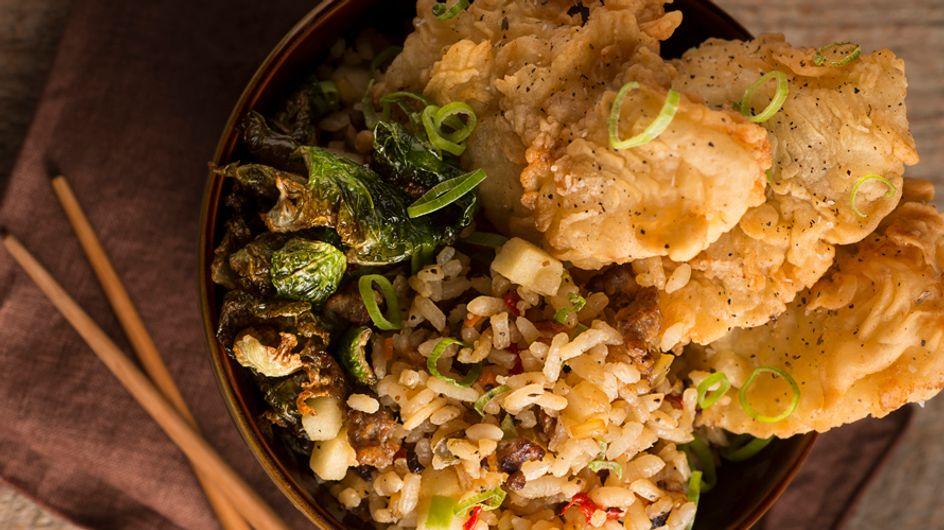 4 recetas de tempura con las que descubrir el verdadero sabor de Asia