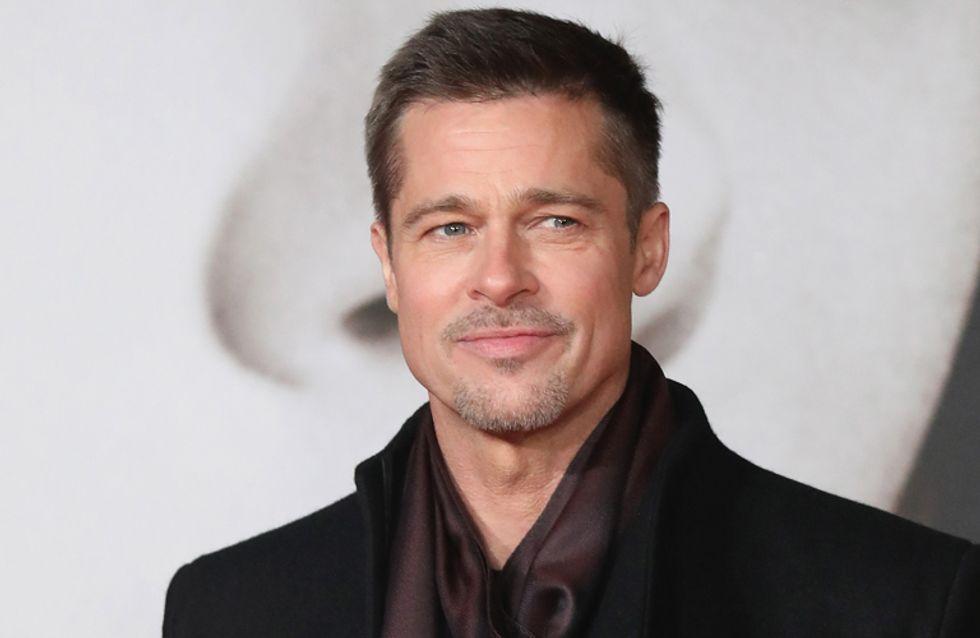El hombre de la semana es... ¡Brad Pitt!