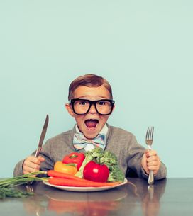 Ce que nos assiettes vont contenir en 2030 : incroyable ou pas si différent ?