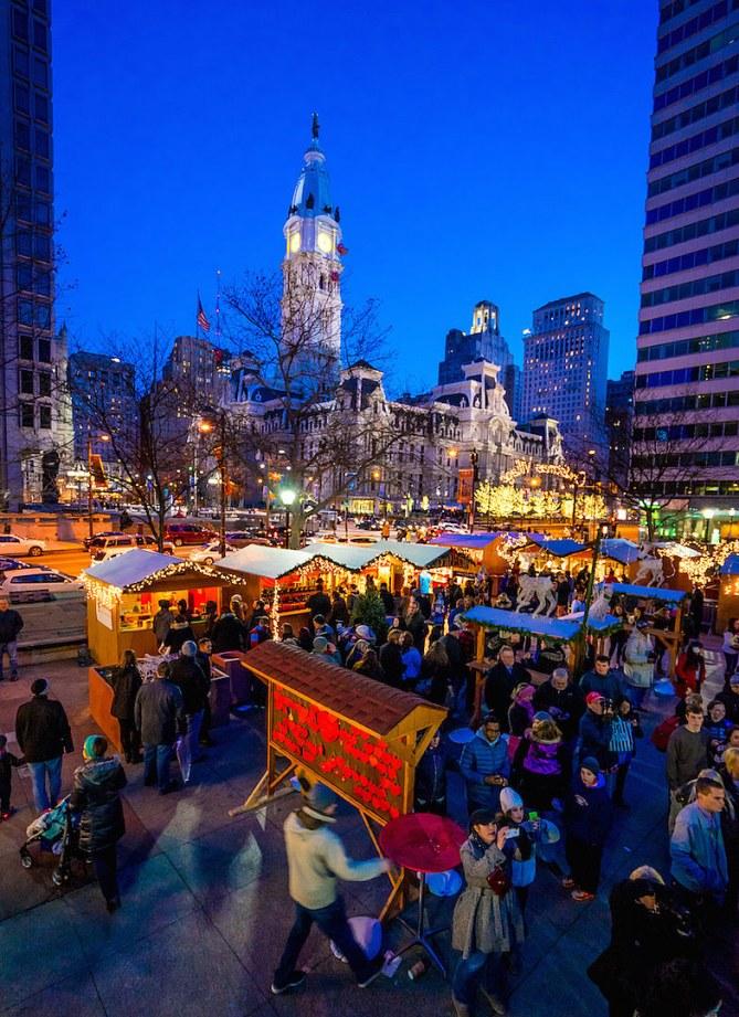 Christmas Village, Philadelphia
