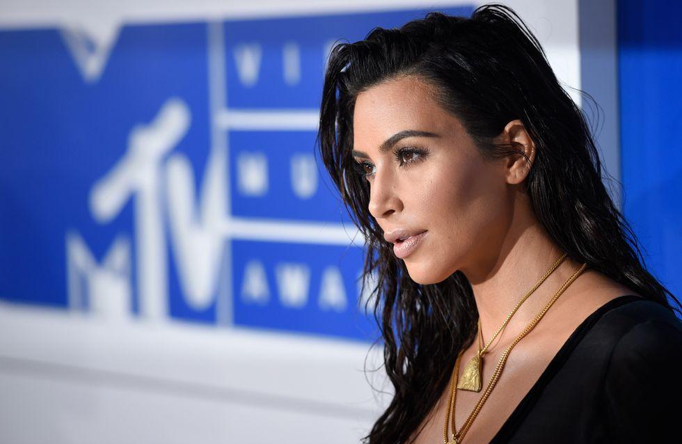 La sesión de fotos más provocativa de Kim Kardashian