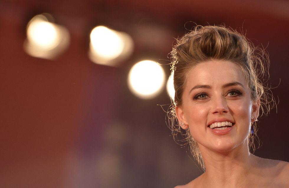 Amber Heard se confie avec émotion sur les violences conjugales et envoie un message fort à toutes les femmes Bravo ! (Vidéo)