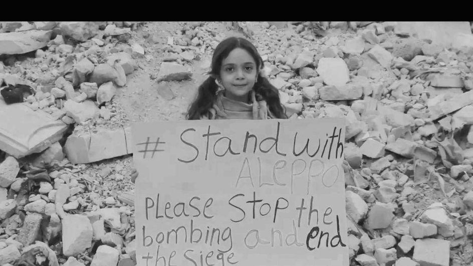 Bana Alabed, la niña siria que nos ha robado el corazón a través de su cuenta de Twitter