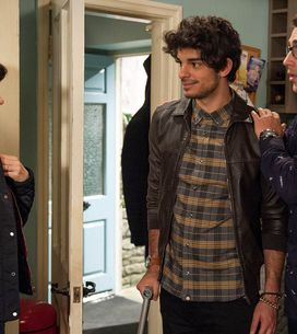 Emmerdale 07/12 - Finn Needs To Tell Kasim The Truth