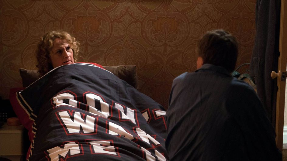 Coronation Street 07/12 - Roy's Anxieties Are Spiralling