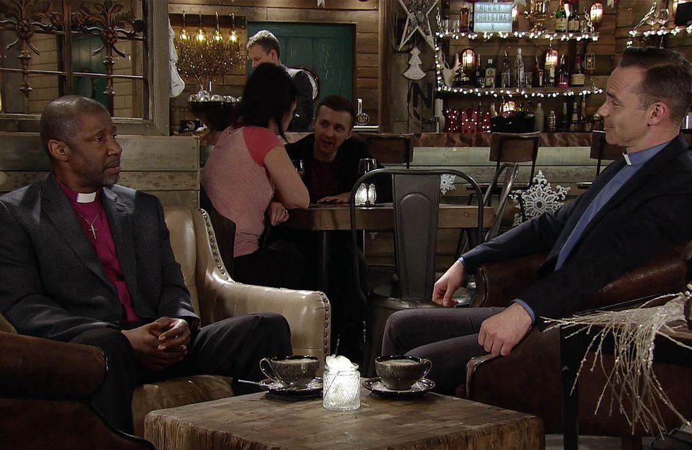 Coronation Street 08/12 - Billy Throws In The Towel