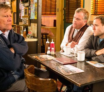 Coronation Street 09/12 - Roy Is Hit With Some Home Truths