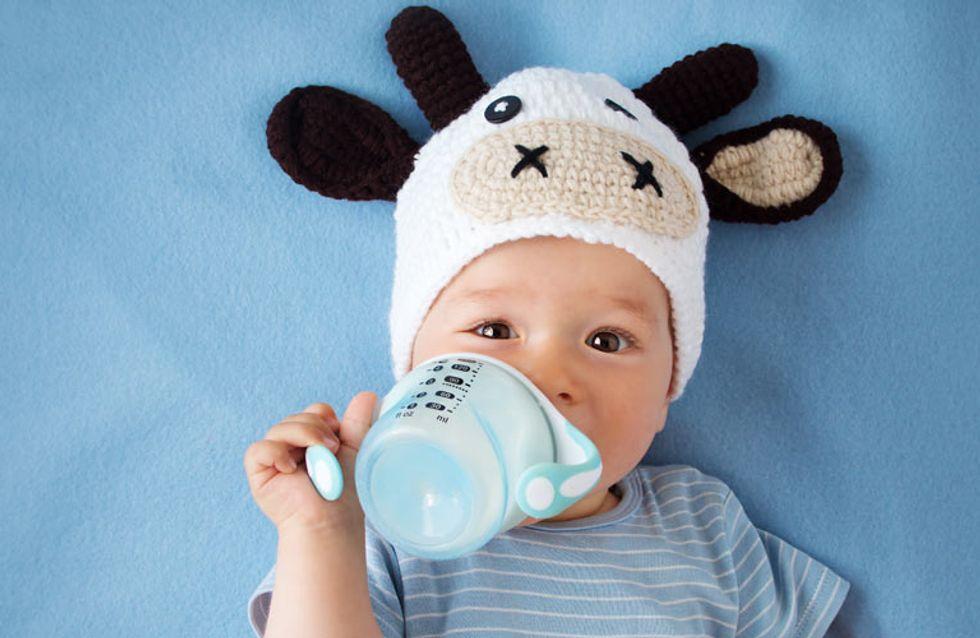 La importancia de una buena alimentación en su primera etapa de vida