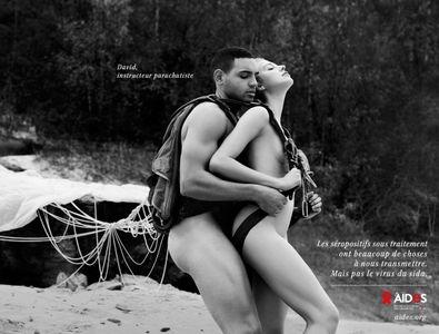 """""""Révélation"""", la nouvelle campagne d'Aides contre le VIH"""