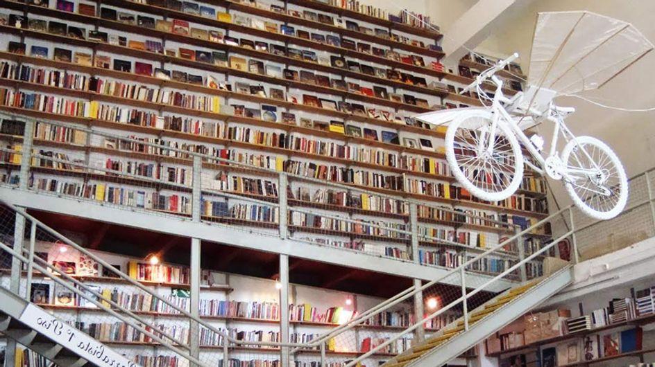 ¡Para perderse en ellas! Las 15 librerías más bonitas del mundo