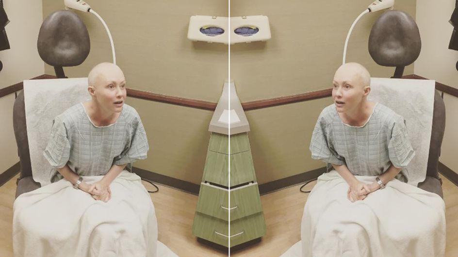 Mutiges Foto: Shannen Doherty kämpft gegen den Krebs - und wir alle kämpfen mit ihr
