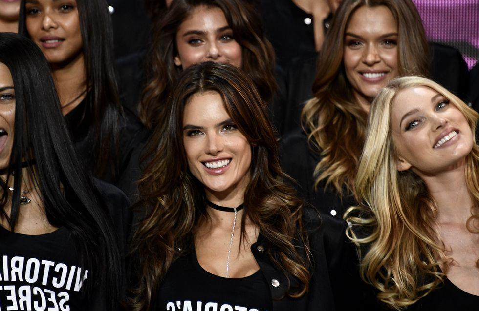 Les anges Victoria's Secret dévoilent le secret de leurs ondulations parfaites