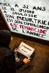 Le collectif Insomnia lutte contre le féminicide