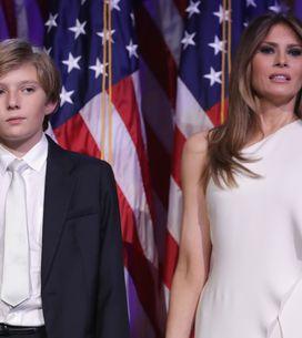 Après Melania, c'est Barron, le fils de Donald Trump qui est attaqué sur la Toil