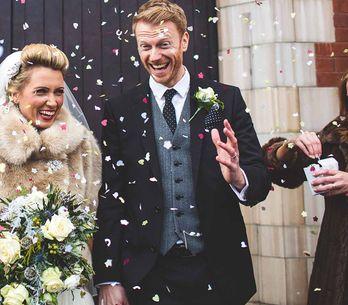 Bodas en invierno: las ventajas de casarse en esta época del año