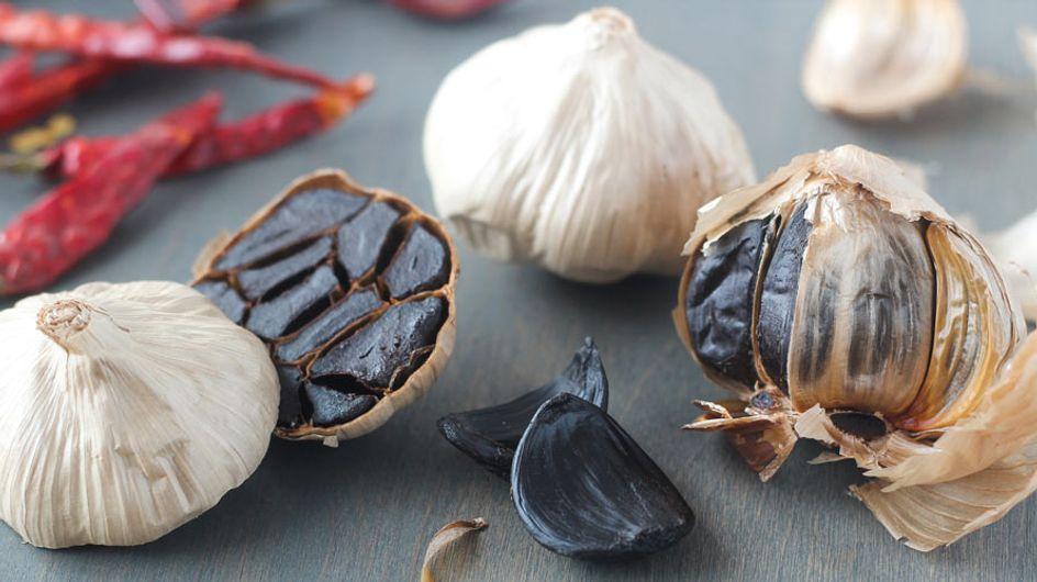 Beneficios del ajo negro: un increíble antioxidante por descubrir