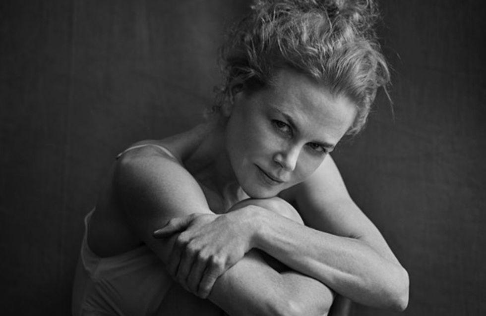 Les photos non retouchées du calendrier Pirelli montrent la vraie beauté des femmes (photos)