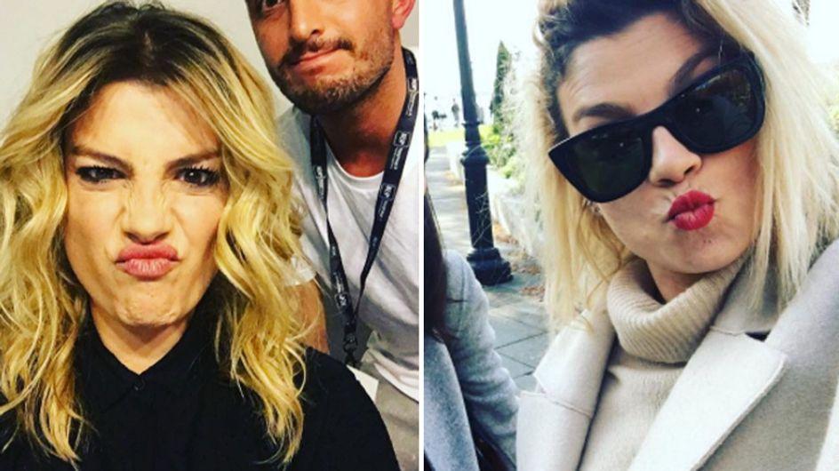Trend capelli 2017: il biondo platino conquista anche Emma Marrone!
