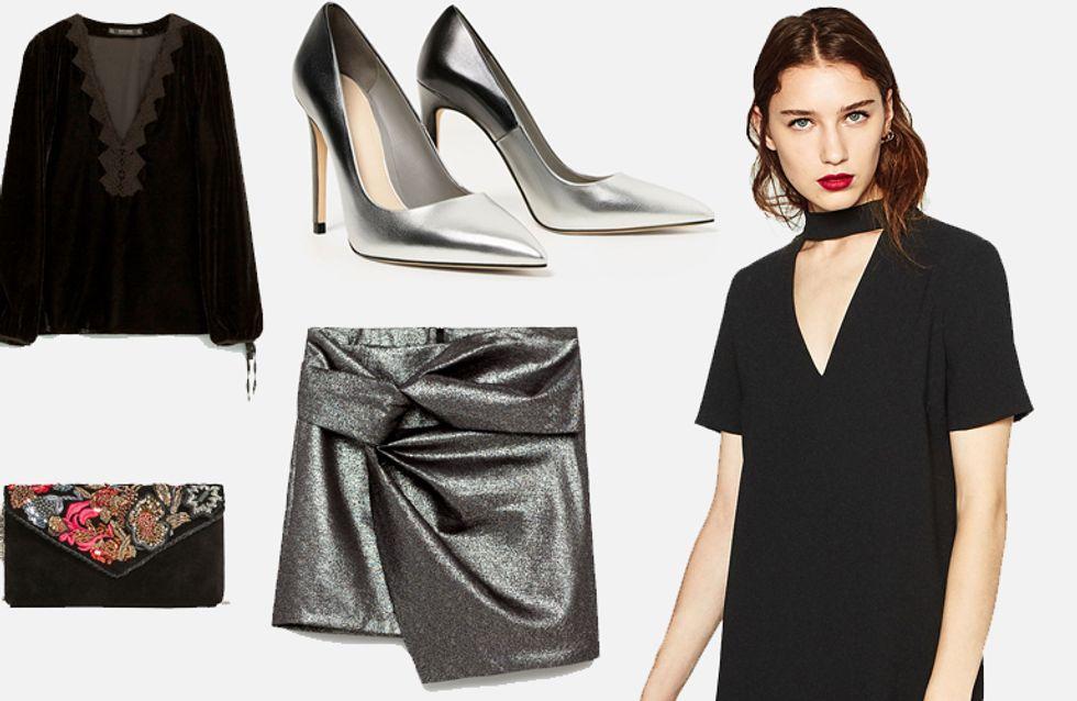 Ce qu'il faut absolument shopper chez Zara pour les Fêtes
