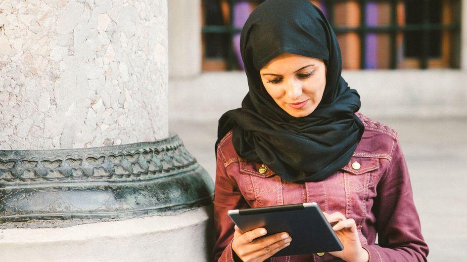 Un medio de comunicación lanza un pack de defensa para las mujeres musulmanas