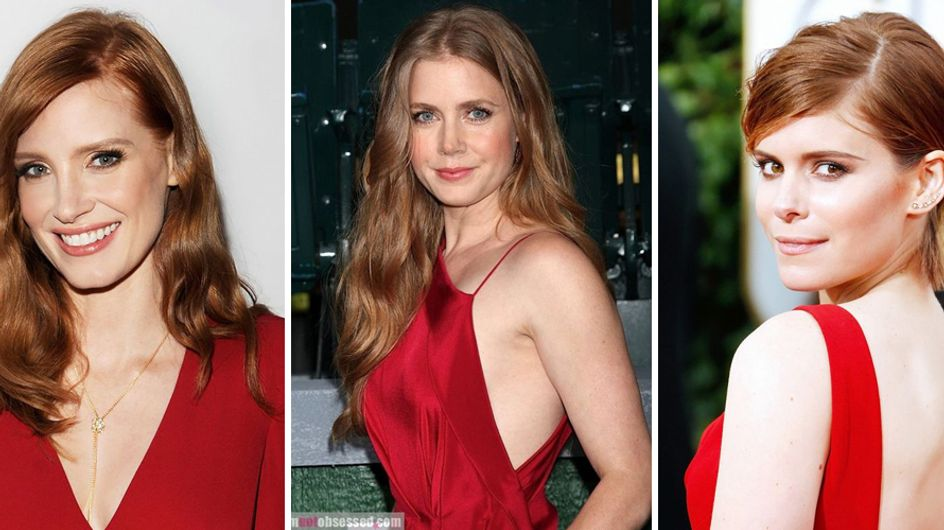 Ronze: il mix di rosso e bronze è uno dei colori di capelli di tendenza del 2017!