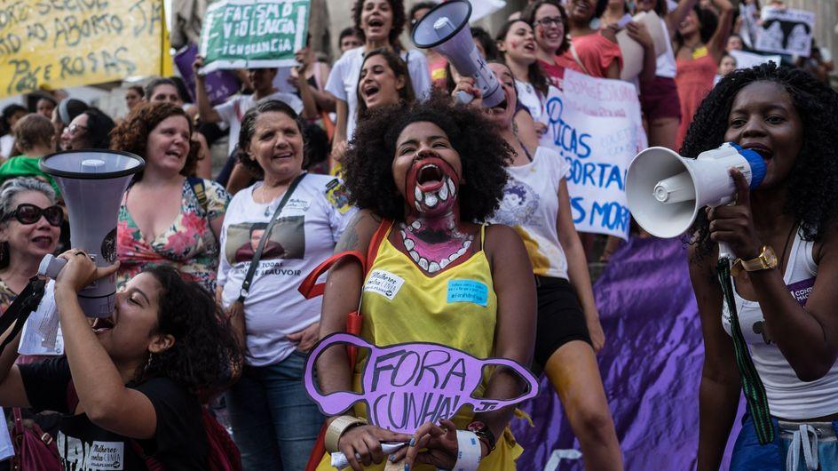 """Bonne nouvelle ! Le Brésil ne considère plus l'avortement comme un """"crime"""""""