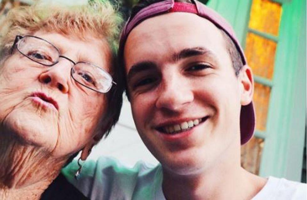 Cette mamie est la youtubeuse beauté la plus cool du web ! (photos et vidéo)