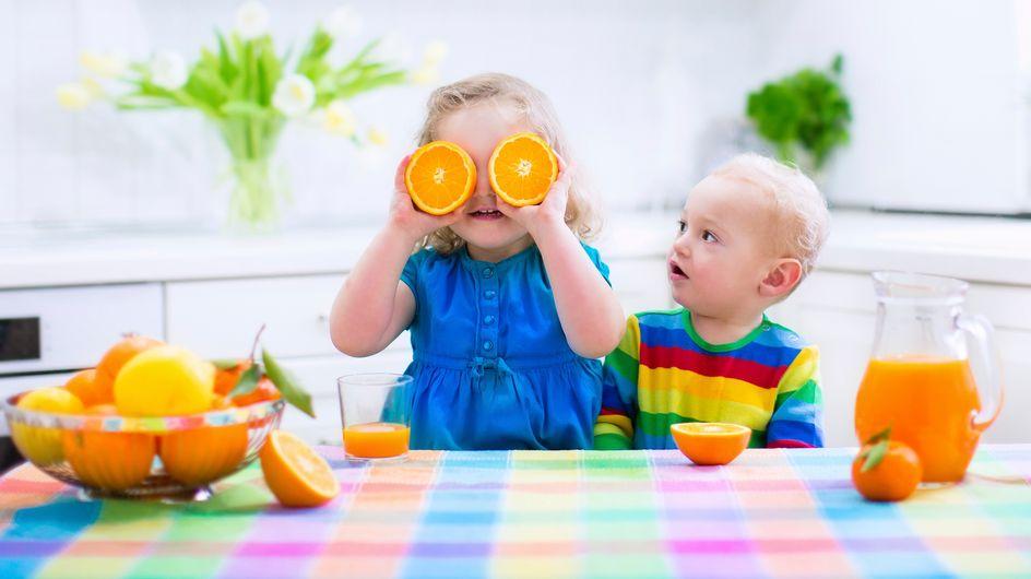 5 hábitos alimentares saudáveis para seu bebê