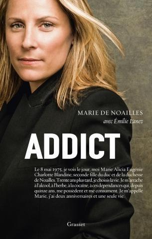 Addict Le Livre Autobiographie De Marie De Noailles
