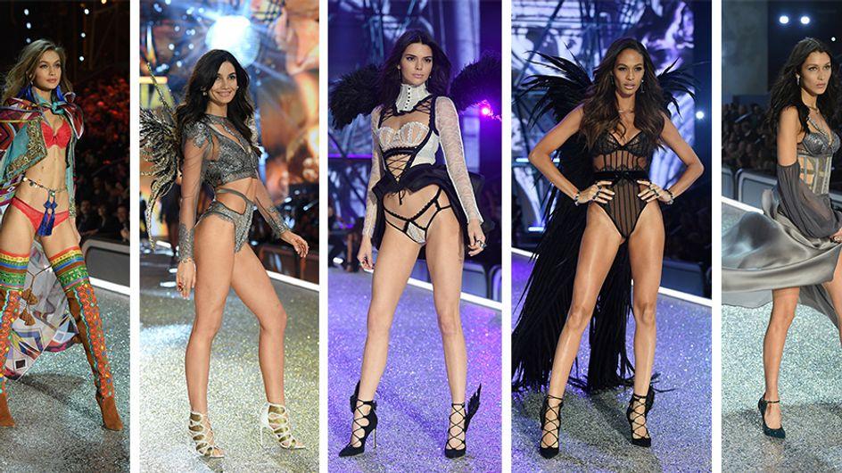 As modelos da Victoria's Secret de cara limpa