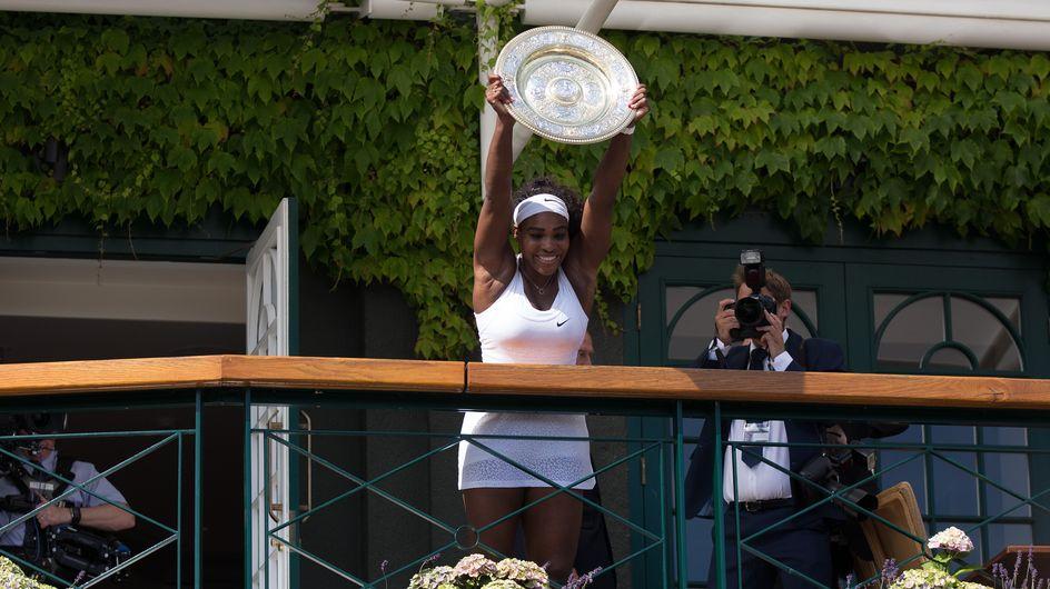 Le coup de gueule de Serena Williams sur le sexisme dans le sport est magique !