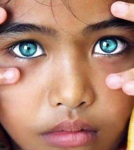 23 fotografías con los ojos más bonitos e impresionantes del planeta