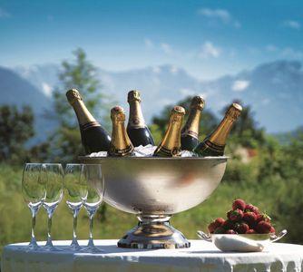 Heiraten im Winter: Alpenhof Murnau
