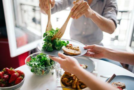 Was regt den Stoffwechsel an? Gesund & satt essen!