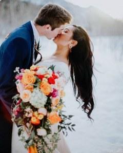 Traumhaft heiraten: 5 märchenhafte Locations für eure Winterhochzeit