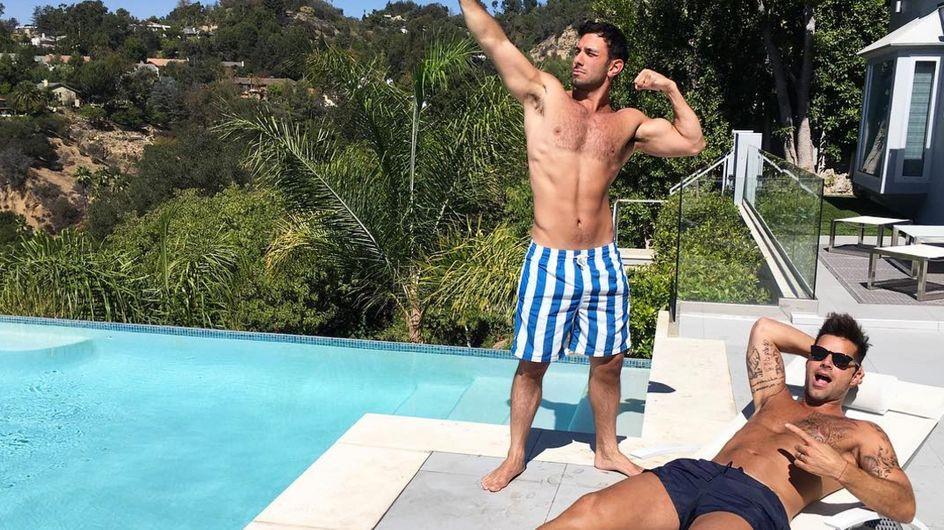 A Ricky Martin le arruinan su boda con fotos de su novio desnudo