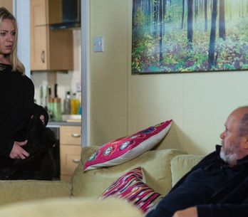 Eastenders 12/12 - Phil Is Fed Up Of Roxy's Drunken Ways