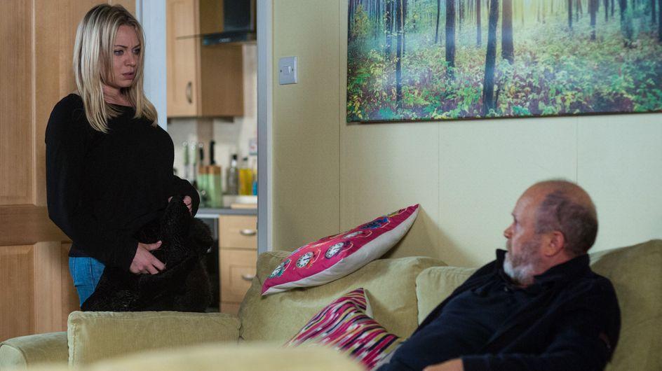 Eastenders 12/12 - Phil Is Fed Up Of Roxy's Drunken Ways