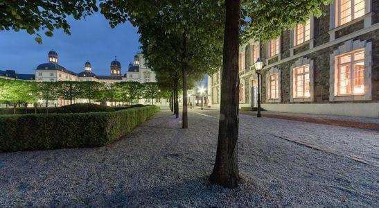 Heiraten im Winter: Schloss Bensberg